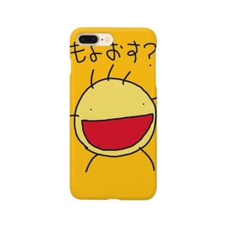 まめすけもよおす? Smartphone cases