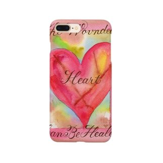 The Wounded Heart Can Be Healed Smartphone cases