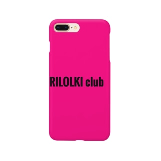 RILOLKI CLUB  Smartphone cases