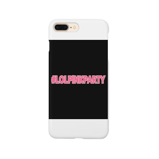 RILOLKI #LOLPINKPARTY Smartphone cases