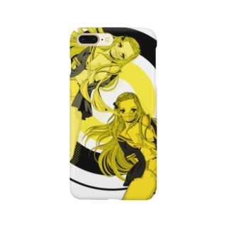 YOU PERV 006 レトロポップ 学園 クラッシュレモンゼリースカッシュ Smartphone cases