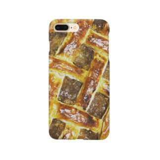 アップルパイのスマホケース Smartphone cases