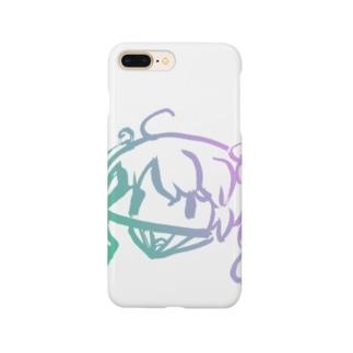 ふでえんじぇる Smartphone cases