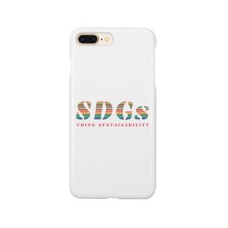 SDGs - think sustainability Smartphone cases