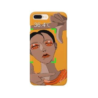 サーモマネージャー 36.4℃ Smartphone cases