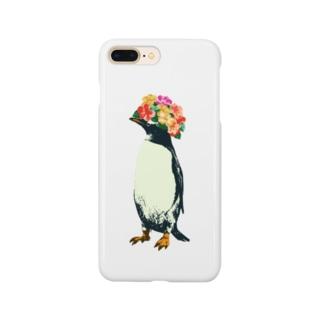 flower penguin Smartphone cases
