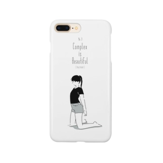tiny breast lady Smartphone cases