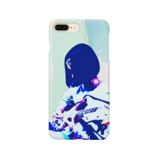 ギターガール012 Smartphone cases