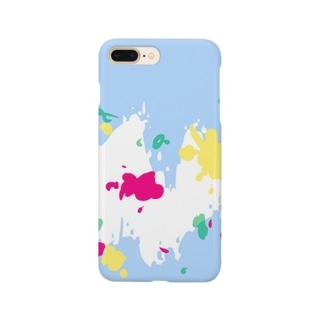 キャンバス Smartphone cases