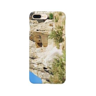 トルコ:ギョレメの岩窟教会 Turkey: Göreme Milli Parklar Smartphone cases