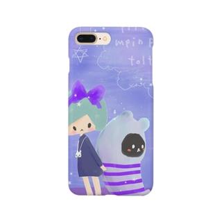 まじょことモンスター Smartphone cases