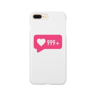 [???]愛が止まらない Smartphone cases