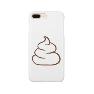 チョコアイスクリーム Smartphone cases