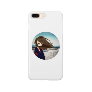 風 Smartphone cases