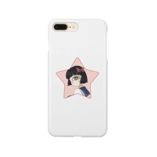 かさねちゃん Smartphone cases