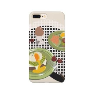 アボカドブランチ Smartphone cases