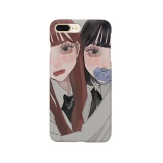 わがままちゃんず Smartphone cases