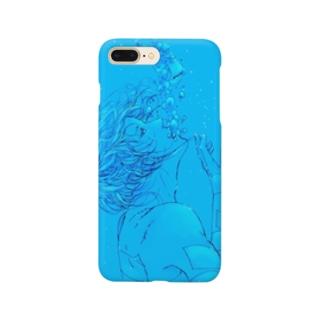 気泡 Smartphone cases