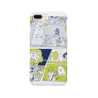 雑念漫画 Smartphone cases