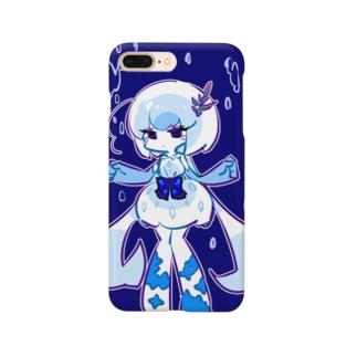 くらげ娘の帝姫ちゃん2 Smartphone cases