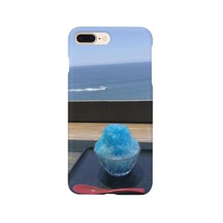 夏の好きなもの Smartphone cases