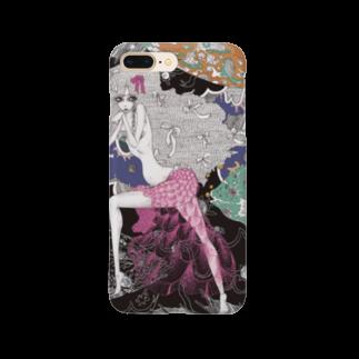 sayonaraGirlの参番目のオンナノコ Smartphone cases
