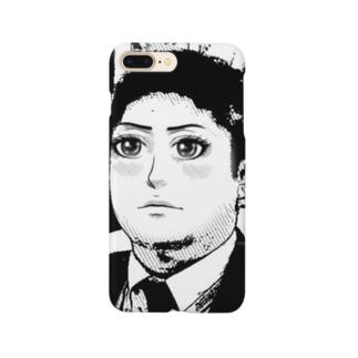 部長さん Smartphone cases