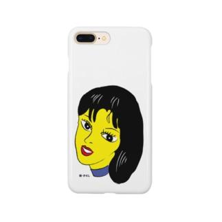 パタ子ちゃん Smartphone cases