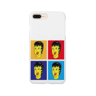 アンディくん Smartphone cases