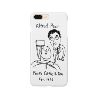 アルフレッド・ピート Smartphone cases