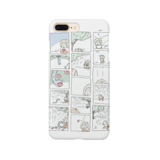ねことへびのお話 Smartphone cases