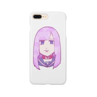 メンヘラ風 Smartphone cases