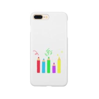 いろえんぴつ Smartphone Case