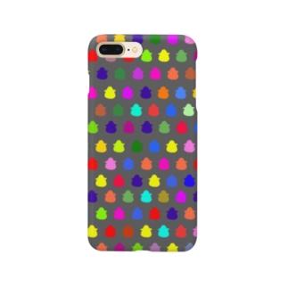 ハシグチ Smartphone cases