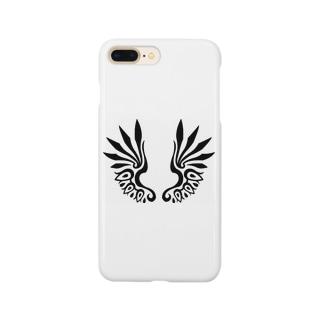 天使の羽 Smartphone cases