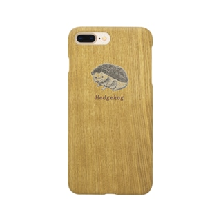 Hedgehog2 Smartphone cases