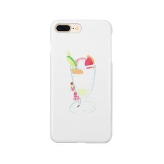 フルーツだいすき Smartphone cases