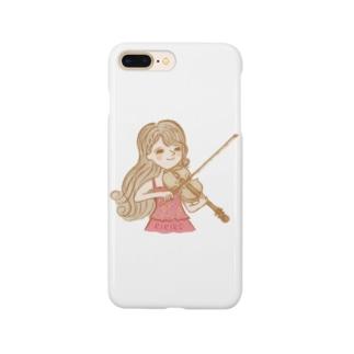 りりこグッズトップス Smartphone cases