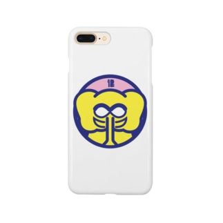 パ紋No.2969 律 Smartphone cases