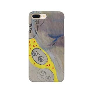 はわわちゃん Smartphone cases