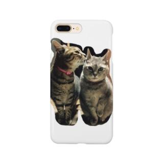 チーとドラミ Smartphone cases