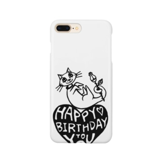 HBDキャット Smartphone cases