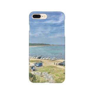 犬吠埼のやつ Smartphone cases
