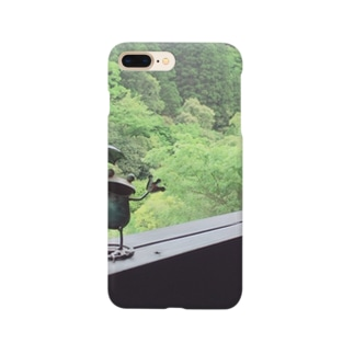 カエルさんの Smartphone cases