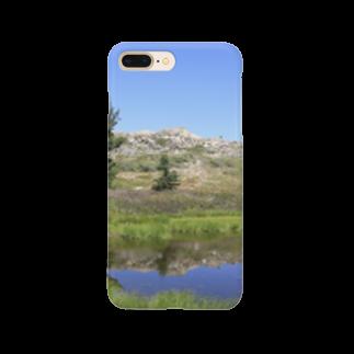 天使のやすらぎの第2ハートレイク Smartphone cases