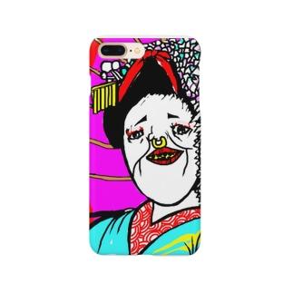 まざふぁかちゃん Smartphone cases