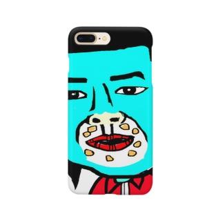 痛快な事務員さん Smartphone cases