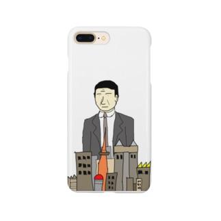 普通のおじさんスマホケース! Smartphone cases