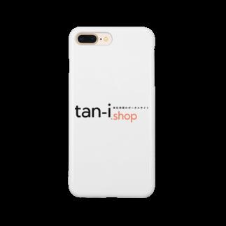 tan-i.shopのtan-i.shop (透過ロゴシリーズ) スマートフォンケース