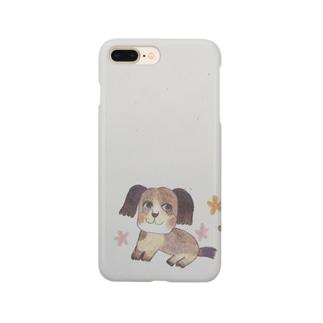 すたこらさっさ Smartphone cases